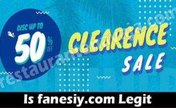 Is fanesiy.Com Legit (June 2021) Let's Read Reviews Here