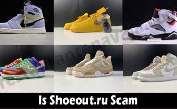 Is Shoeout.Ru Scam (July 2021) Read This Before You Buy!